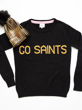 Go Saints Sweater