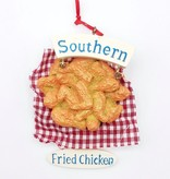 Southern Fried Chicken Ornament