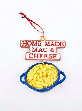 Home Made Mac & Cheese Ornament