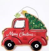 Pick Up Truck w/Tree Door Hanger