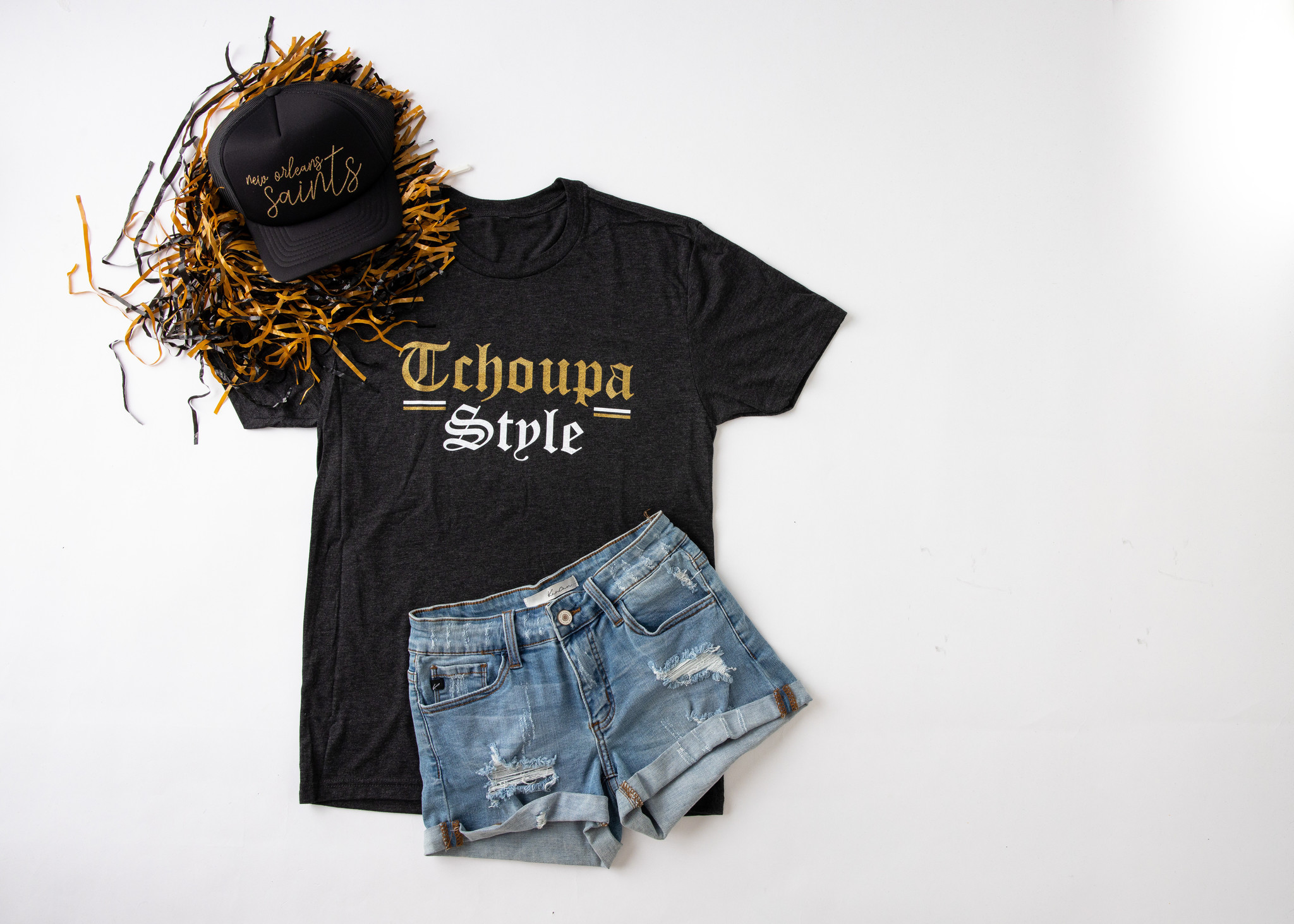 Tchoupa Style Tee
