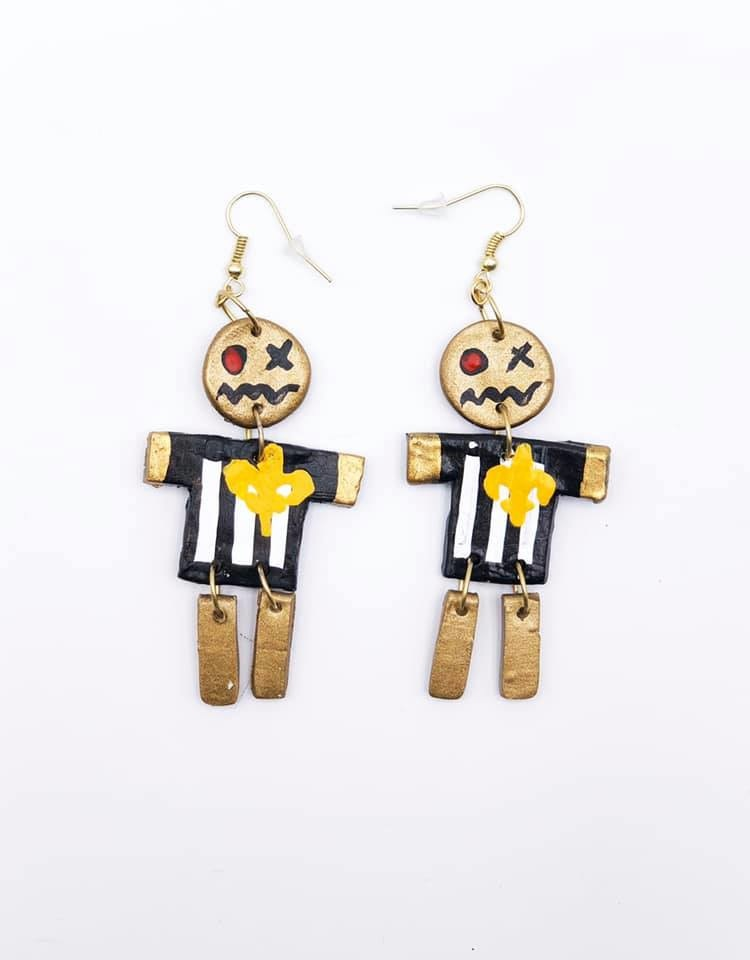 No Call Ref Earrings
