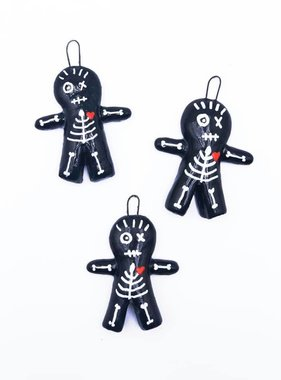Voodoo Doll Ornament