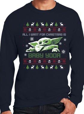 Baby Yoda Sweatshirt *Pre-Sale*