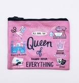 Queen of Everything Pouch