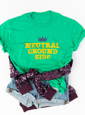 Neutral Ground Side Tee
