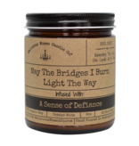 Bridges I Burn Candle