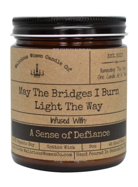 Bridges I Burn Candle