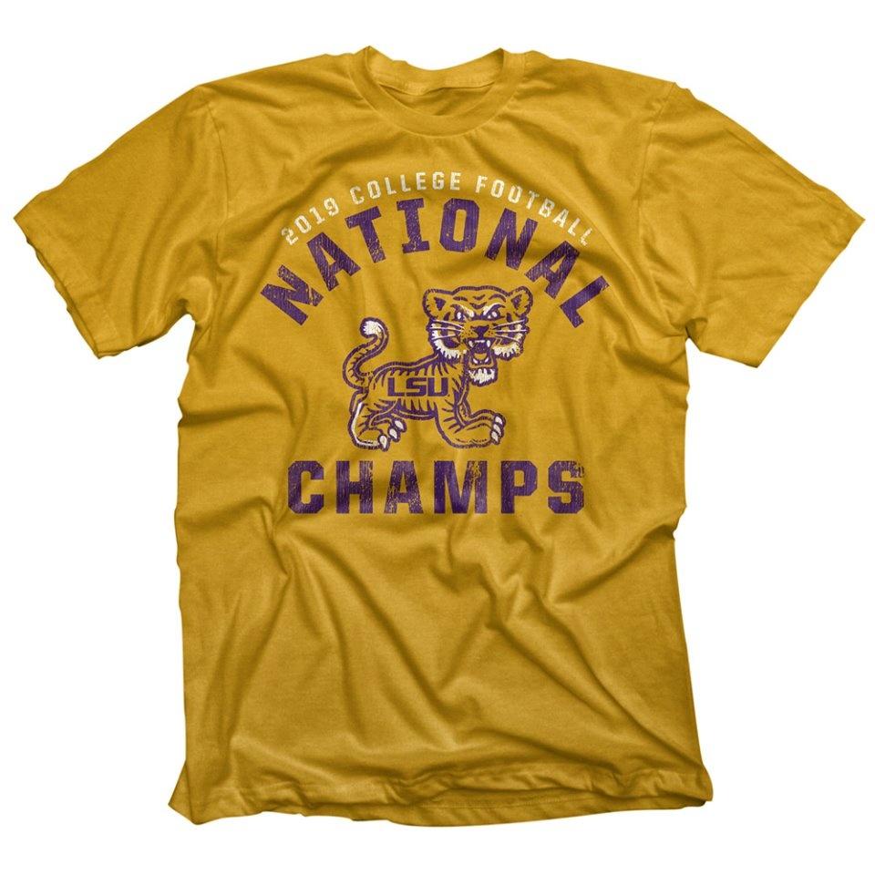 Mini Tiger Championship Tee, Kids