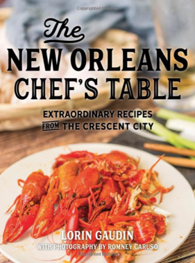 The New Orleans Chef's Table Book
