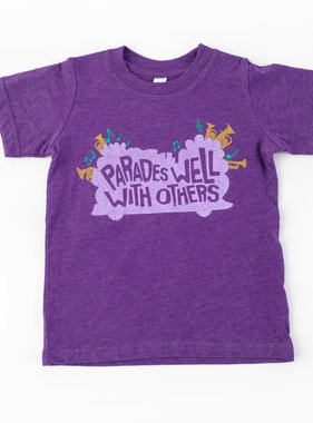 Parades Well With Others Float Tee, Kids