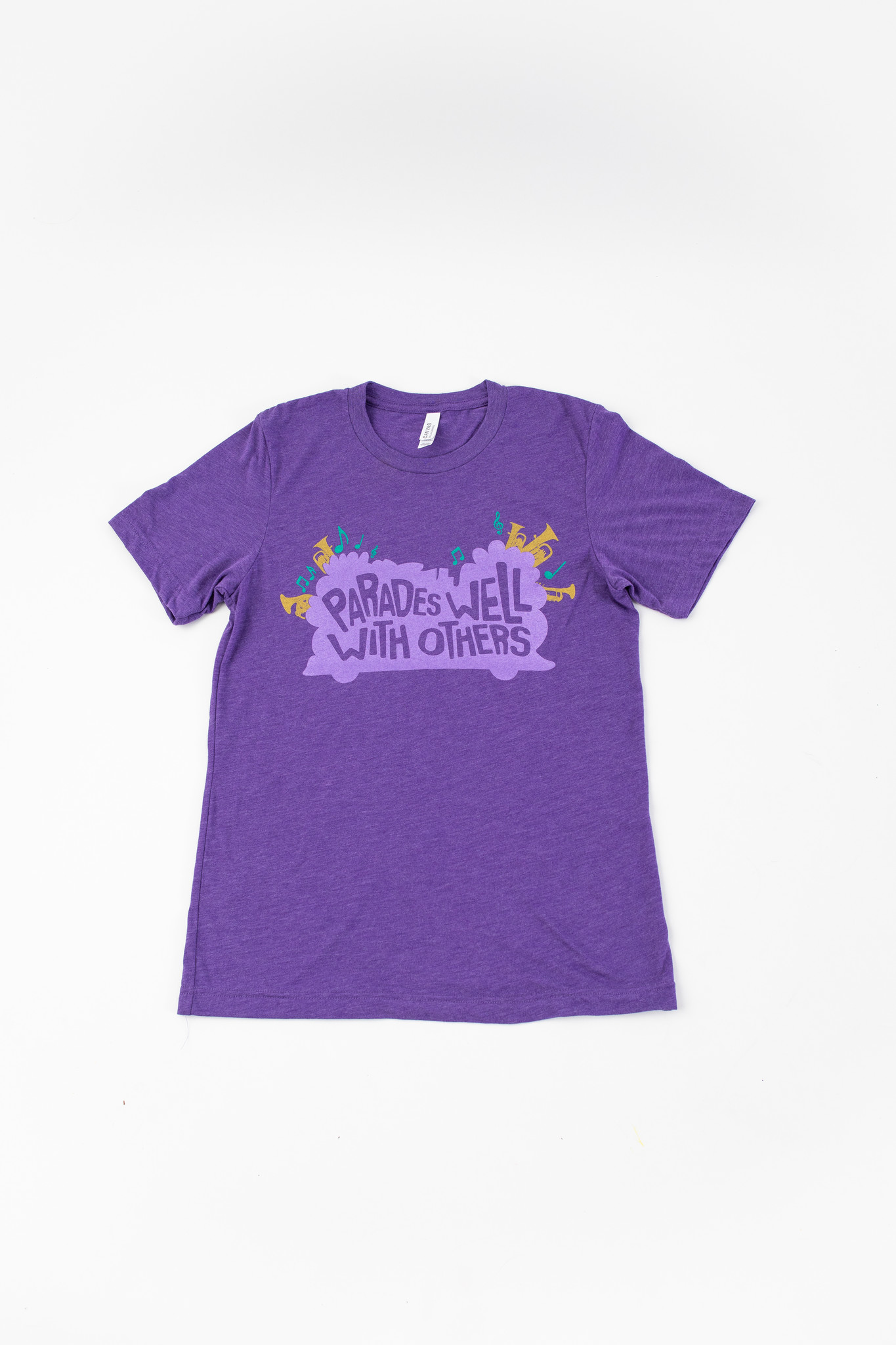 Parades Well With Others Float Tee