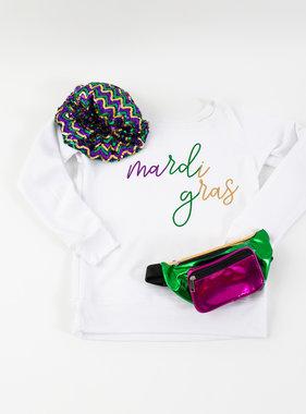 Mardi Gras Mardi Gras Sweatshirt