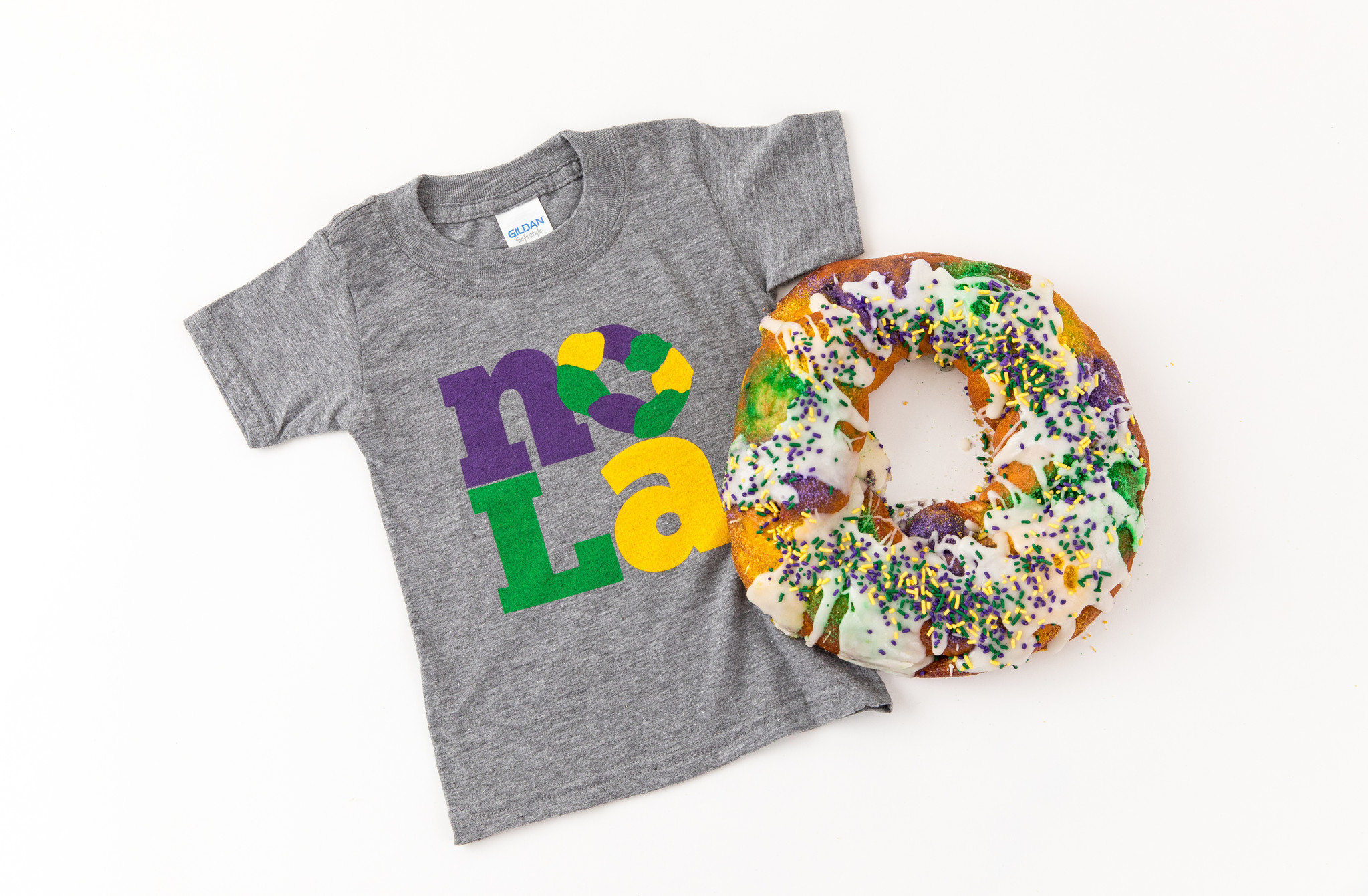 NOLA King Cake, Kids