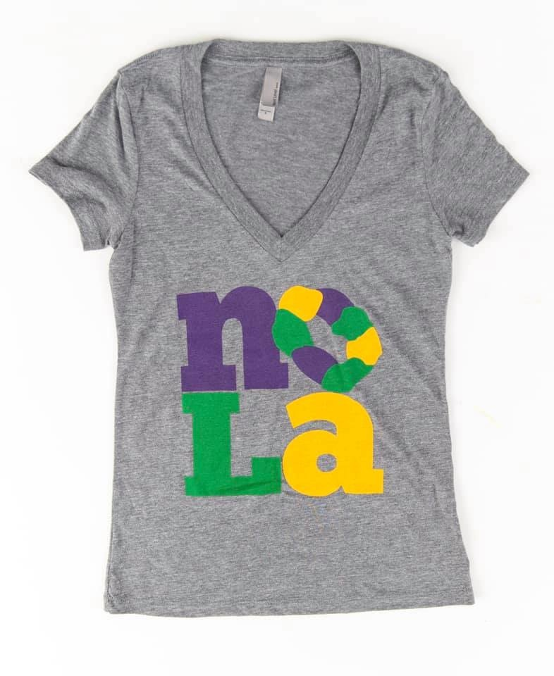 NOLA King Cake Tee by Storyville