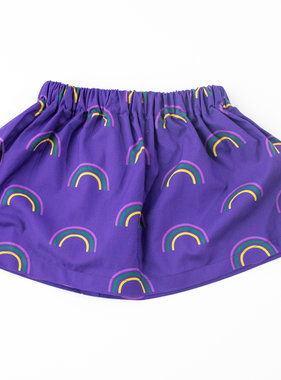 Mardi Gras Rainbow Skirt, Kids