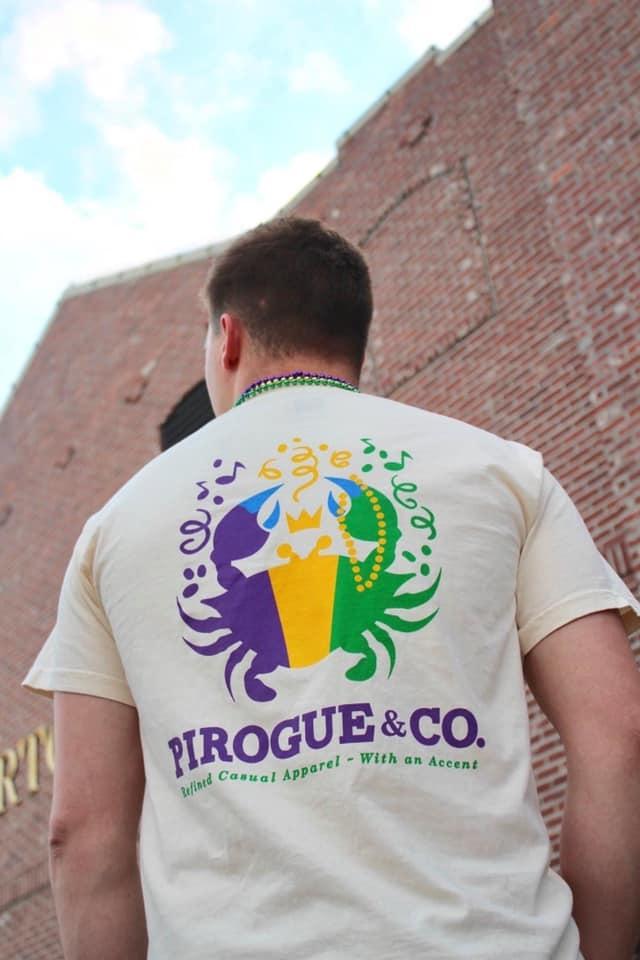 Pirogue & Co. Tee