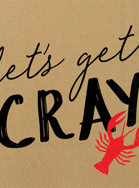 Let's Get Cray Napkin Set