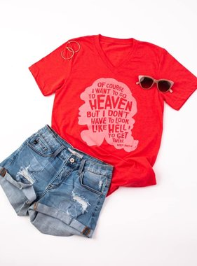 Dolly Heaven Tee
