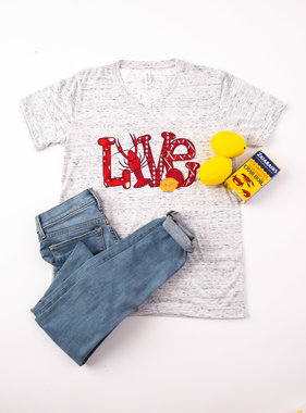 Crawfish Love Tee