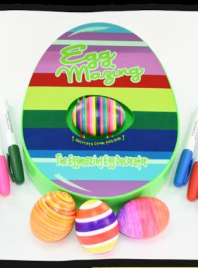 Eggmazing Egg Decorating Kit
