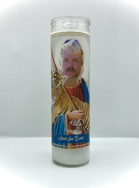 Mose Mary & Me Joe Exotic Saint Candle