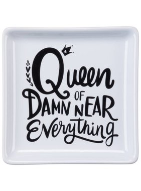 Queen Trinket Tray