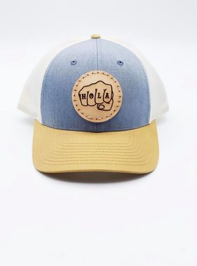 NOLA Fist Trucker Hat