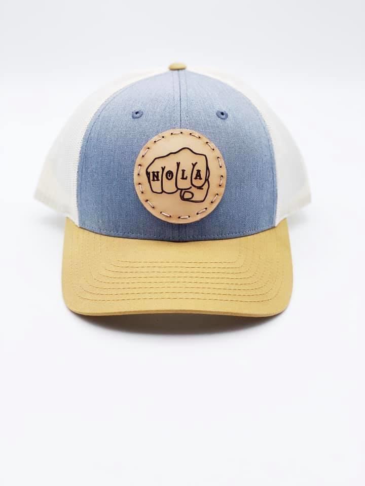 NOLA Fist Trucker Hat