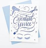 Essential Service Card
