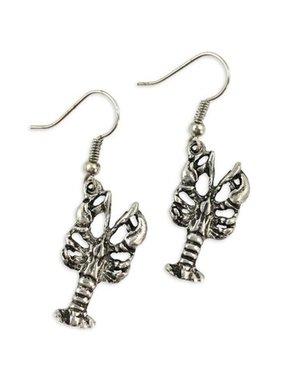 Crawfish Earrings