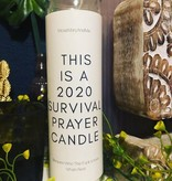 Mose Mary & Me 2020 Survival Prayer Candle