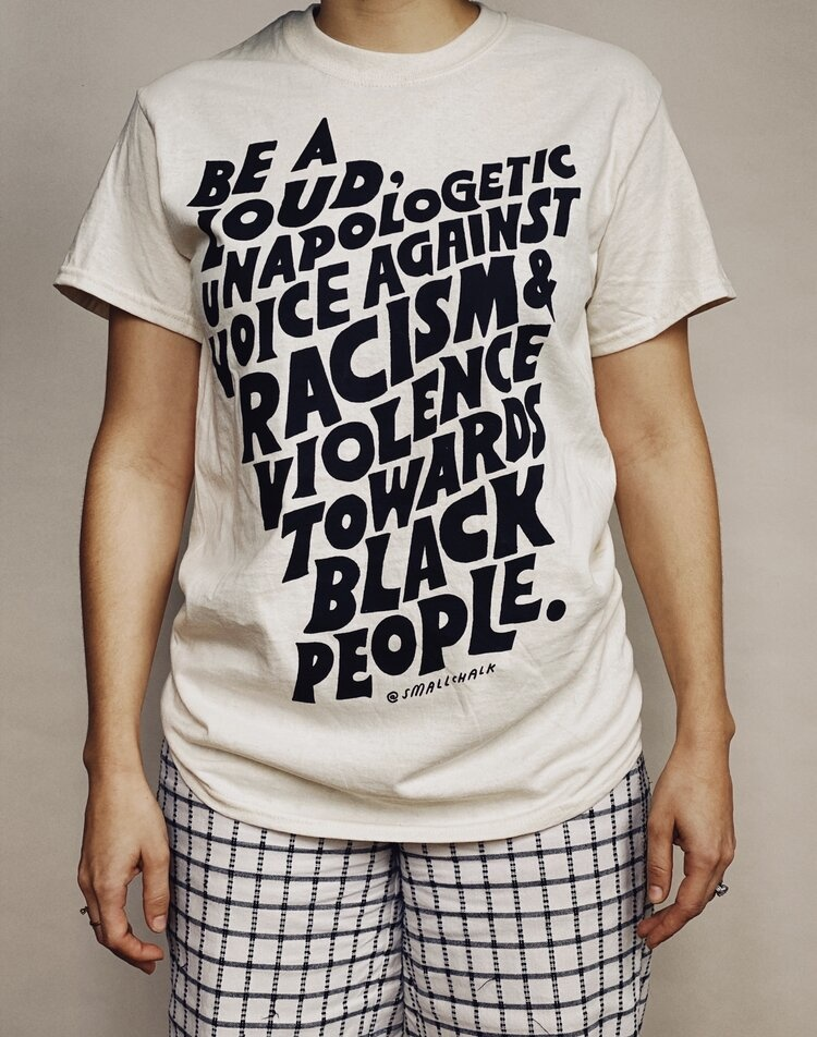 Voice Against Racism Tee
