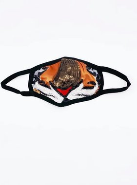 Sparkle City Tiger Face Mask