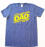 Best Dad in the Galaxy Tee