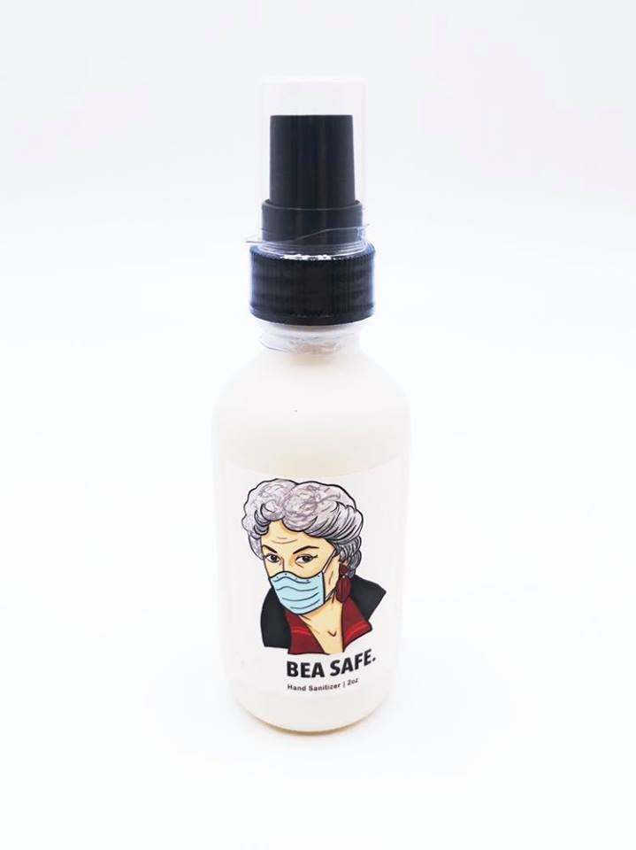 Bea Safe Spray Hand Sanitizer