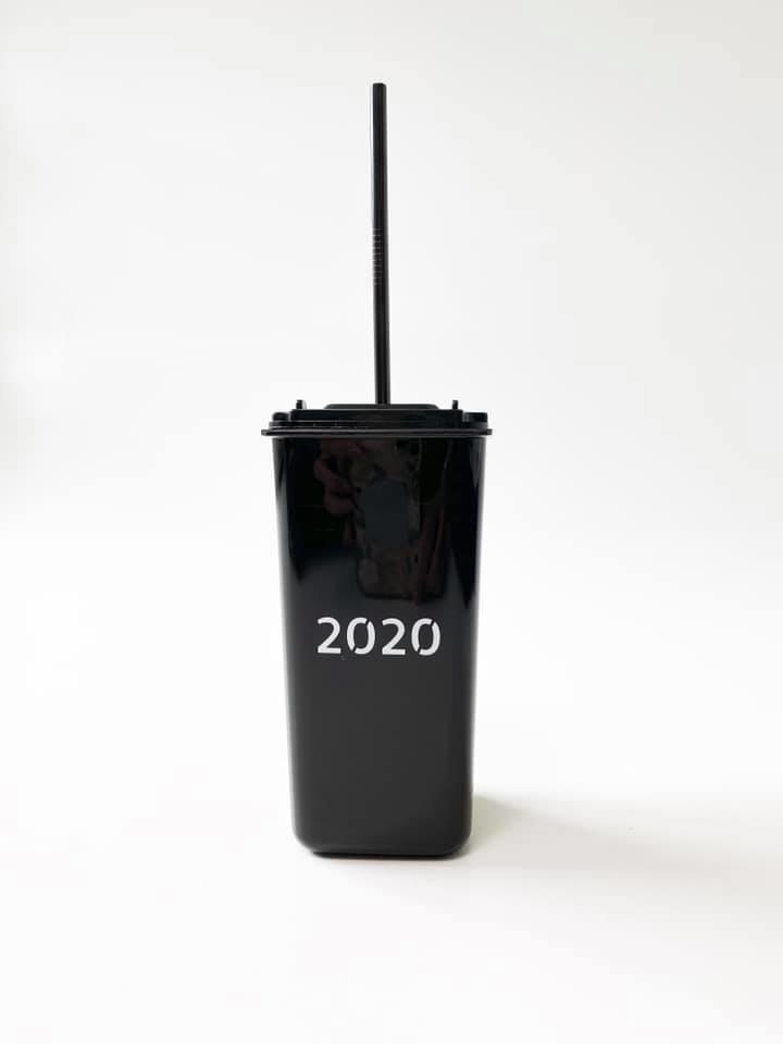Mose Mary & Me 2020 Trash Tumbler