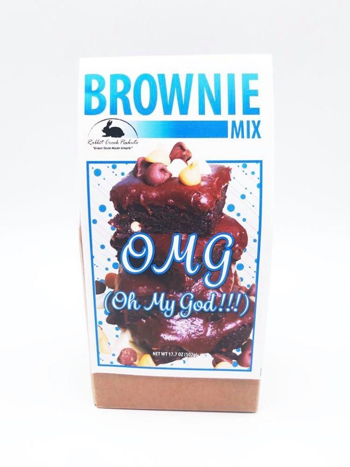 OMG Brownie Mix