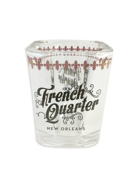 French Quarter Shot Glass