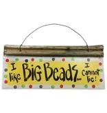 I Like Big Beads Wall Art