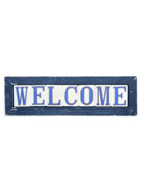 Preservation Tile Co. Welcome Framed Tiles