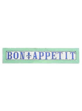 Preservation Tile Co. Bon Appetit Framed Tiles
