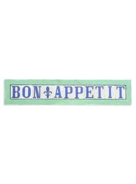 Preservation Tile Co. Bon Appetit Framed Tiles