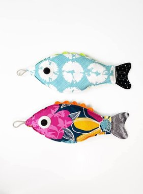 Fishbellies Heating Pad, Little Fish