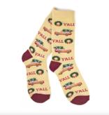 Y'alliday Socks