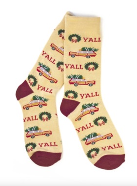 Y'alliday Socks