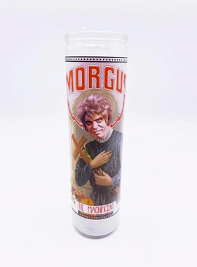 Mose Mary & Me Morgus Saint Candle