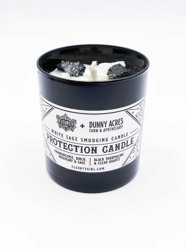 Protection Candle