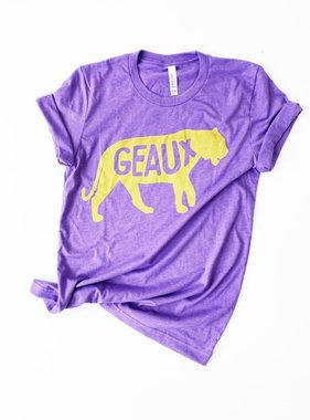 Geaux Tiger Tee