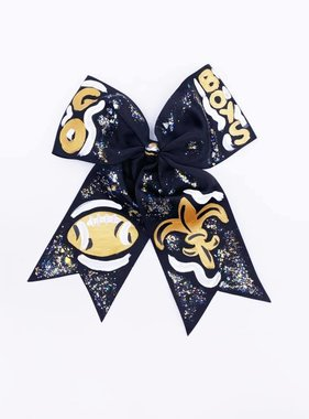 Go Boys Bow, Black